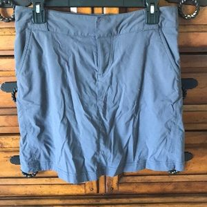 Columbia skort with pockets